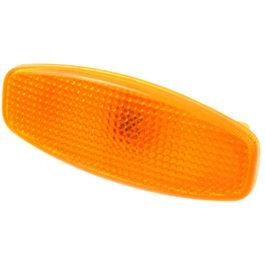 Lanterna Lateral HR s/ Soquete Bilateral Âmbar