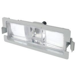 Lanterna de Placa HB-20 s/ Soquete  Cristal
