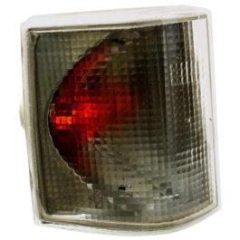 Lanterna Dianteira D-20/A-20/C-20 93/... Acrílico LD Fumê