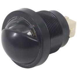 Lanterna de Placa F-1000/Ranger 98/... s/ Porca (Policarbonato)  Cristal