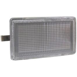 Aplique Lanterna Dianteira Golf Gti 94/98 Acrílico LD Cristal