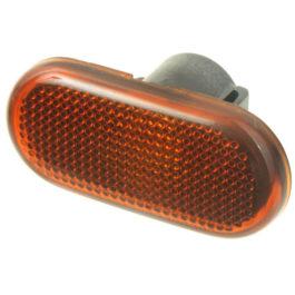 Lanterna Lateral Renault Todos Acrílico s/ Soquete Bilateral Âmbar