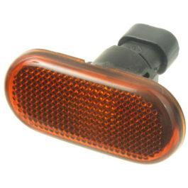 Lanterna Lateral Renault Todos Acrílico c/ Soquete Bilateral Âmbar