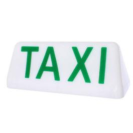 Luminoso de Taxi Universal com 2 Imãs c/ Leds
